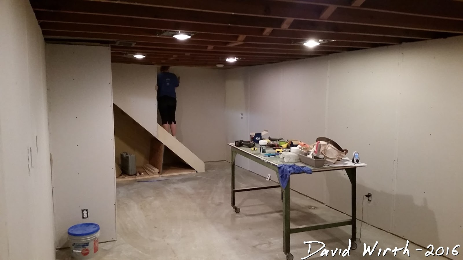 Basement Remodel Plans How To Refinish It Yourself And Save Money