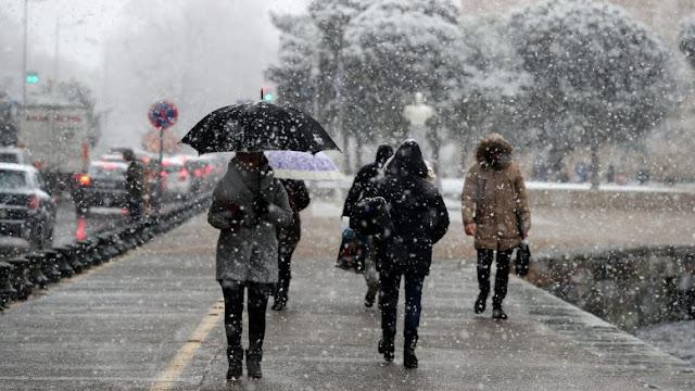 Έρχεται η Άνοιξη τη Δευτέρα όχι όμως για πολύ - Νέο κύμα κακοκαιρίας με πολικές θερμοκρασίες