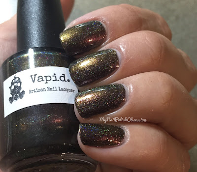 Vapid Lacquer; Spellcaster