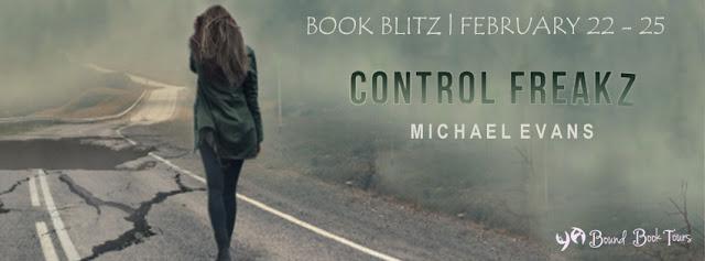 {Excerpt+Giveaway} Control Freakz by Michael Evans