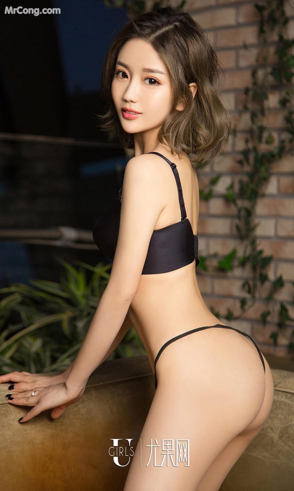 Image UGIRLS-Ai-You-Wu-App-No.1022-Yan-Yi-Xi-MrCong.com-026 in post UGIRLS – Ai You Wu App No.1022: Người mẫu Yan Yi Xi (颜亦汐) (40 ảnh)