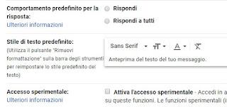 Risposta Gmail multipla