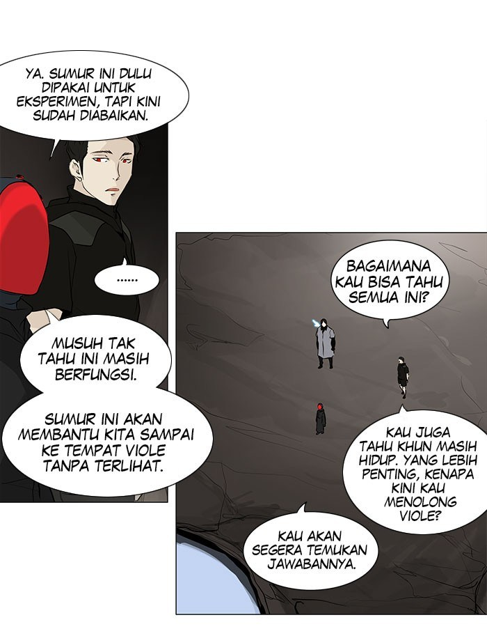 Tower of God Bahasa indonesia Chapter 168