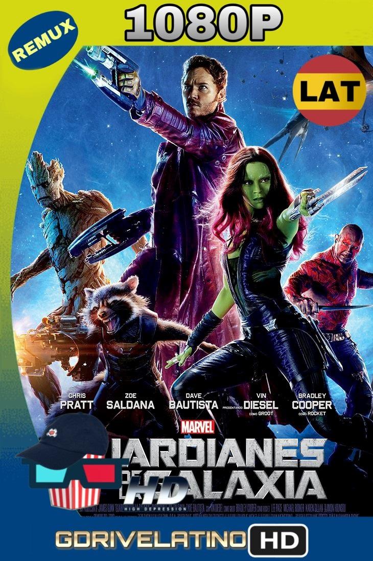 Guardianes de la Galaxia (2014) IMAX BDRemux 1080p Latino-Ingles MKV