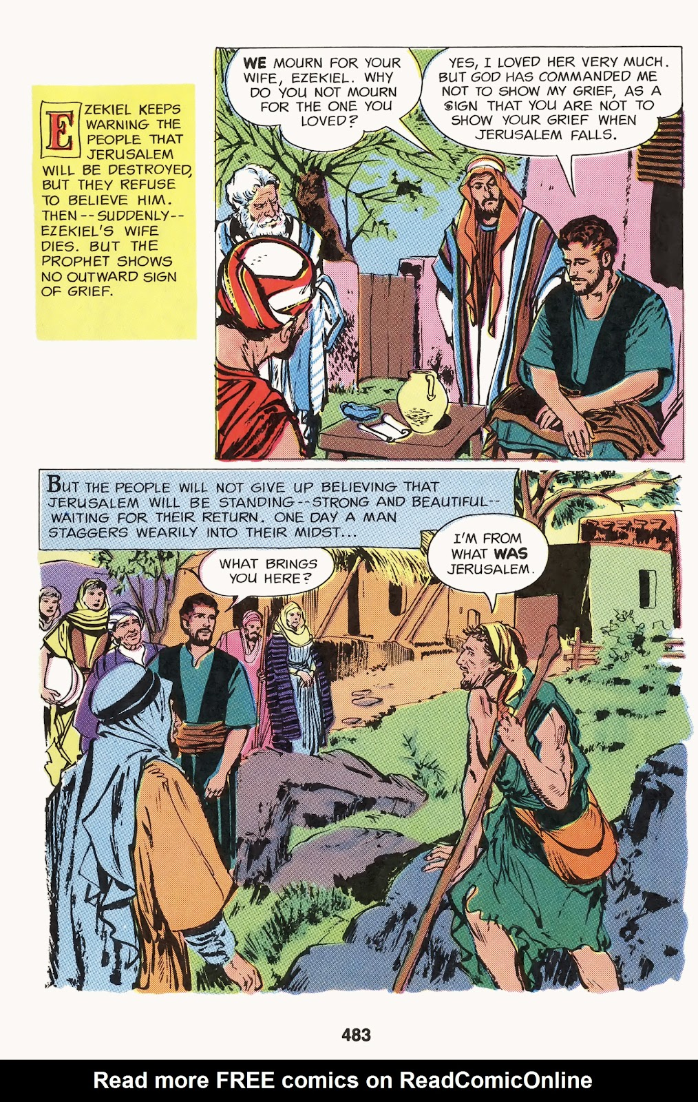 The Picture Bible issue TPB (Part 5) - Page 86