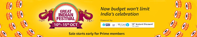 Amazon Great Indian Sale with best offers and exciting deals:: eAskme