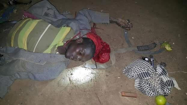 Graphic: Nigeria military kills Boko Haram members in failed attack on Yauri
