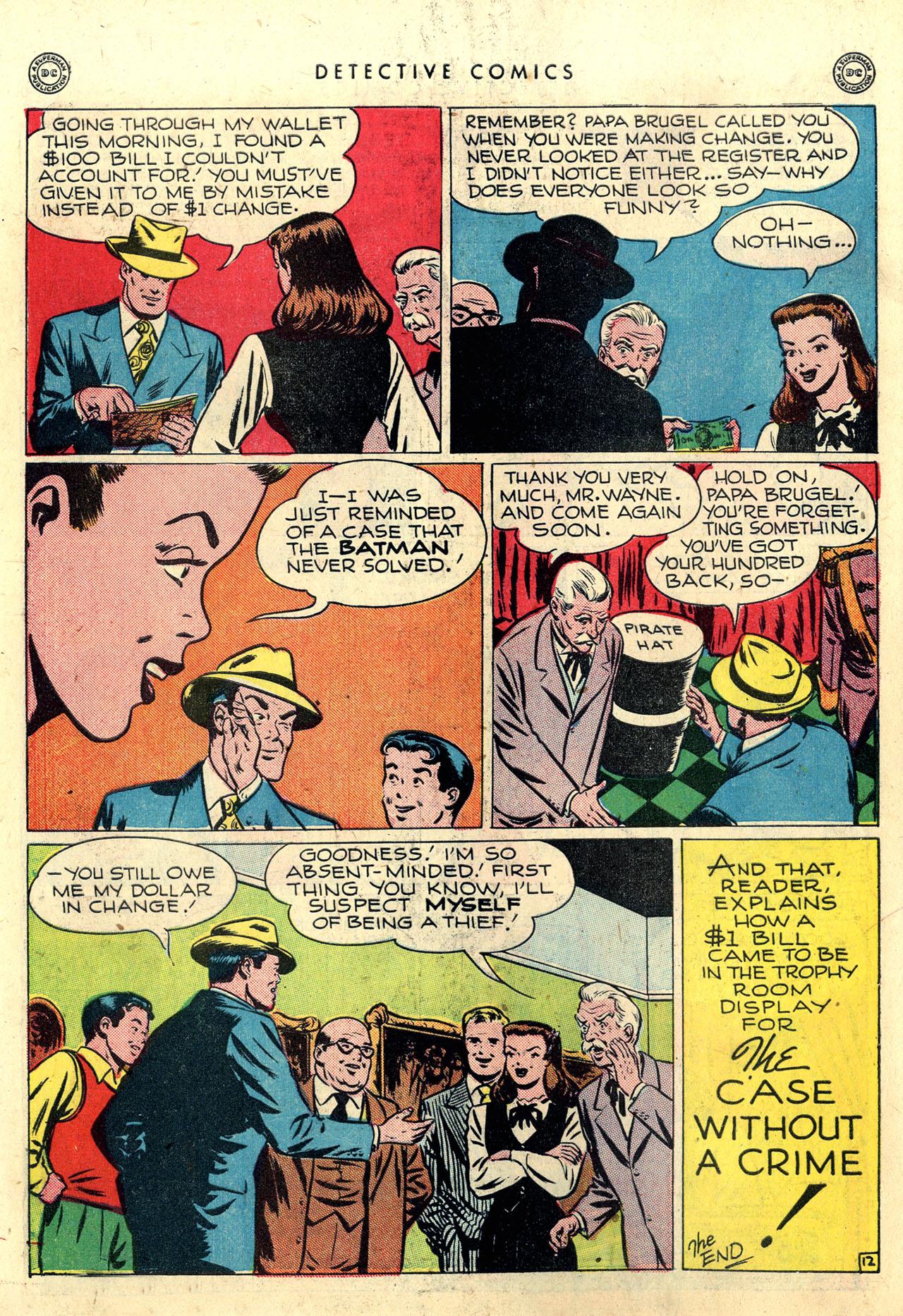 Read online Detective Comics (1937) comic -  Issue #112 - 14
