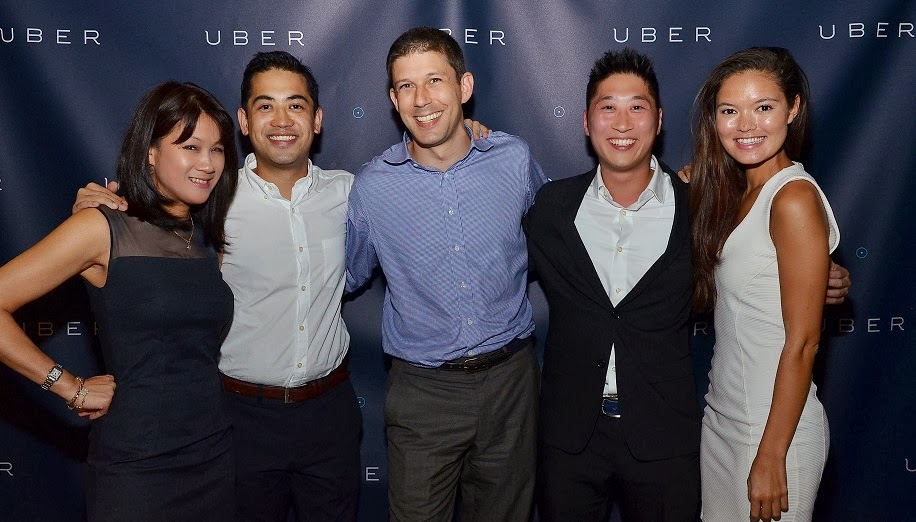 The Uber Team