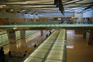 Aeropuerto de Dulles Eero Saarinen