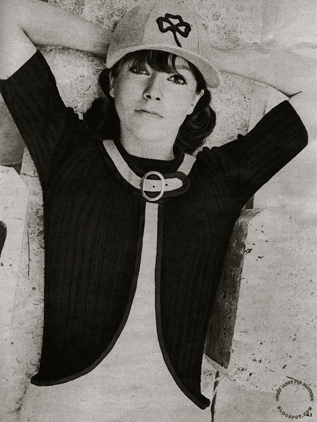 All clothes by Mary Quant's Ginger Group