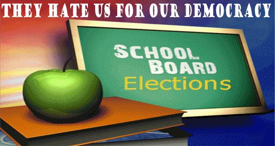 Image result for big education ape School Board Elections