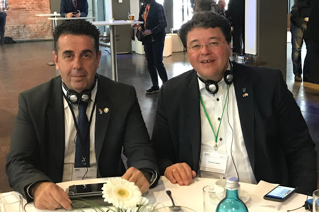 Συνάντηση Δημάρχων αδελφοποιημένων πόλεων στα πλαίσια της 7ης Ελληνογερμανικής Συνέλευσης