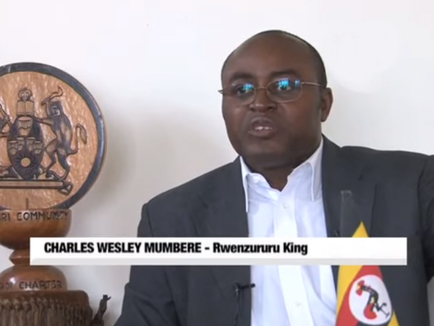 Charles Wesley Mumbere African King