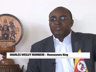 Charles Wesley Mumbere African King