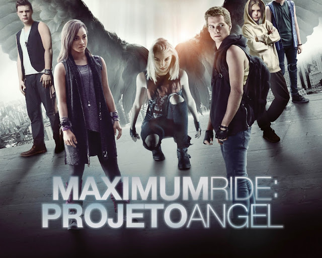 Baixar Maximum Ride: Projeto Angel (2016) Dublado