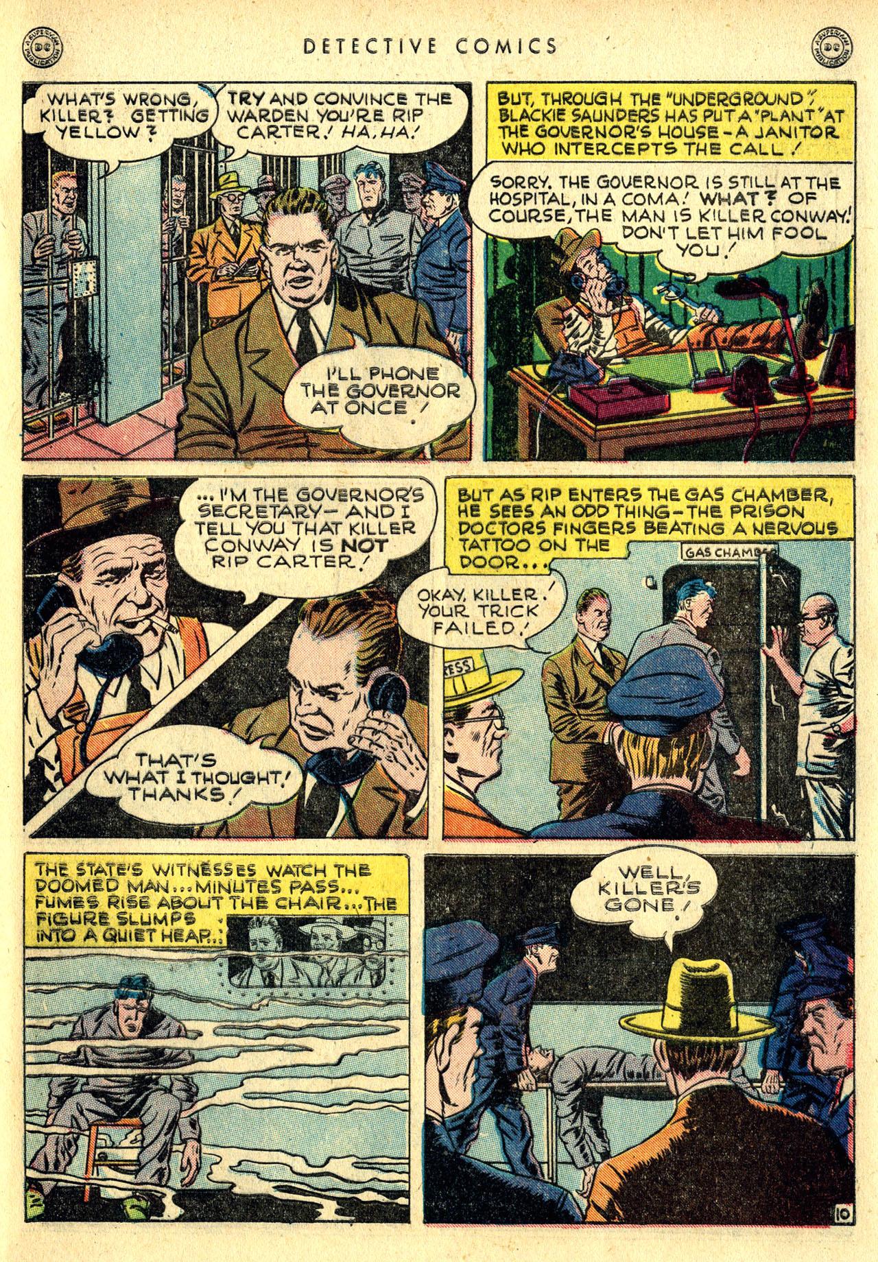 Read online Detective Comics (1937) comic -  Issue #116 - 47