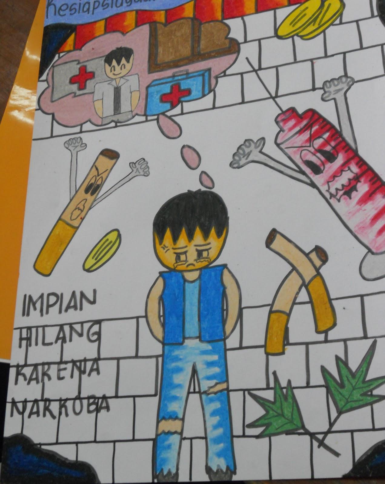 Animasi Kartun Narkoba Gambar Kartun