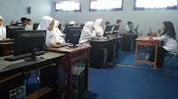 Di SMK Musasi, UNBK Gunakan Komputer Berbasis Android