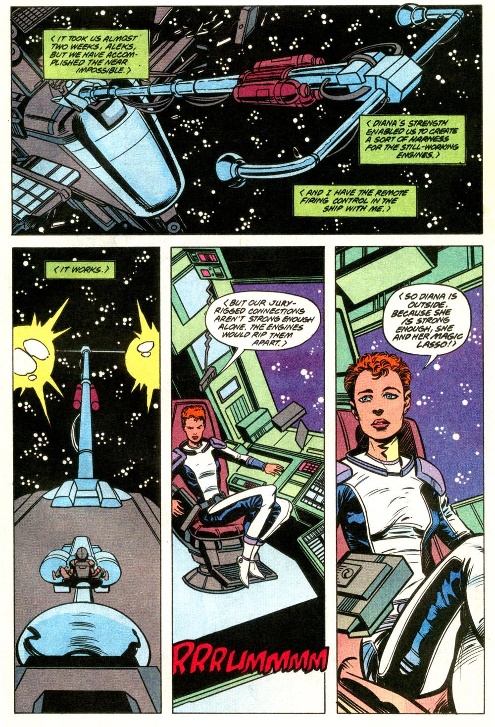 Read online Wonder Woman (1987) comic -  Issue #66 - 20