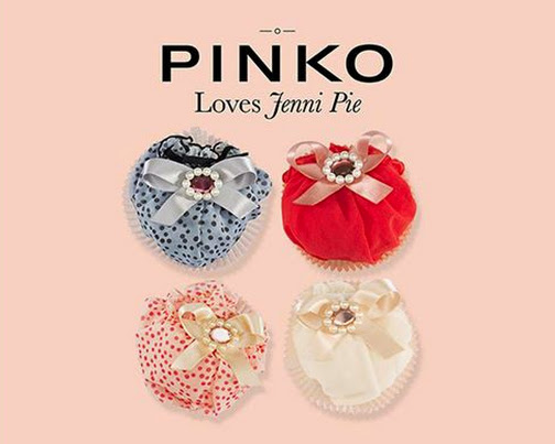 Pinko Loves Jenni Pie // #It's Time To Party