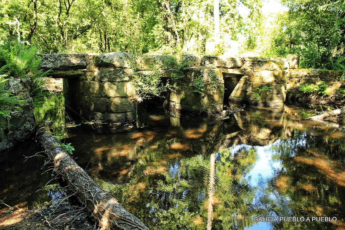 Galicia pueblo a pueblo ponte marz curtis for Fabrica de granito en santiago