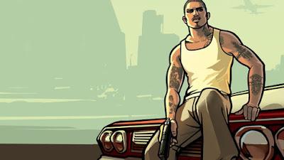 تحميل لعبة GTA San Andreas كاملة بدون تثبيت