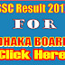 SSC Result 2017 Dhaka Board