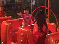 Seram, Ada Penampakan Makhluk Gaib di Arena Bermain Anak-anak