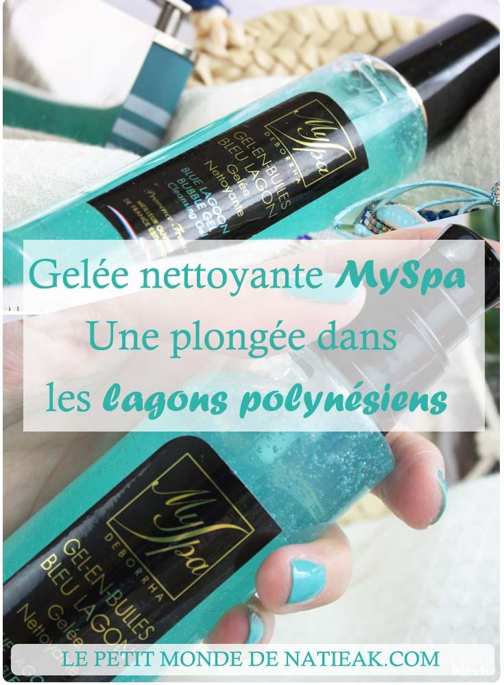 nettoyante visage MySpa