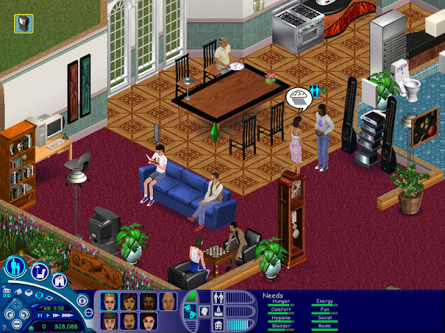 Games que marcaram - The Sims