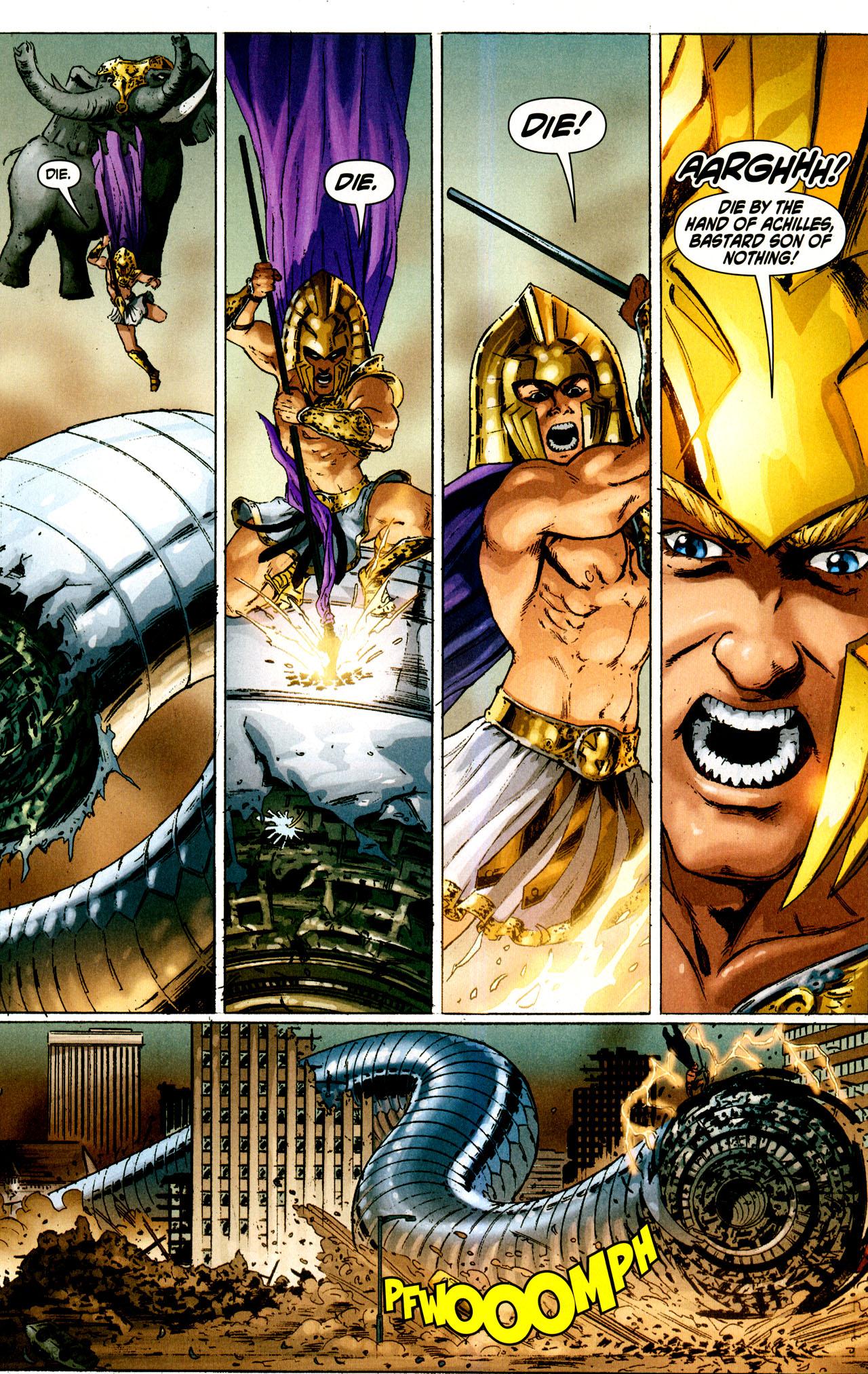 Read online Wonder Woman (2006) comic -  Issue #43 - 17