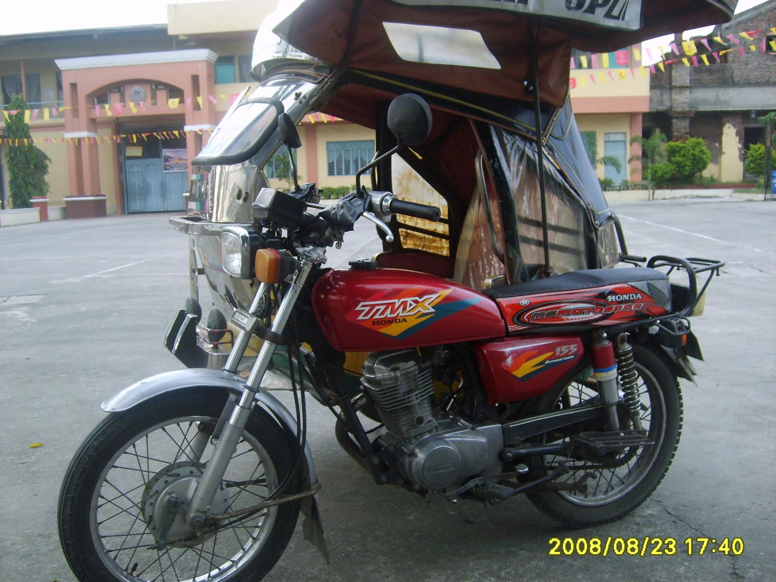 Wiring Diagram Of Motorcycle Honda Tmx 155 1999 Saturn Sl1 Stereo Kawasaki Barako 175 G5 100