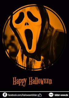 Happy Halloween Gruselig