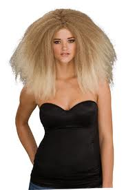 ask the locals white woman afro no more hair straighteners