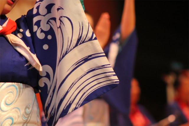 Amakusa Hondo Haiya Matsuri (dance, parade & fireworks), Kumamoto pref.