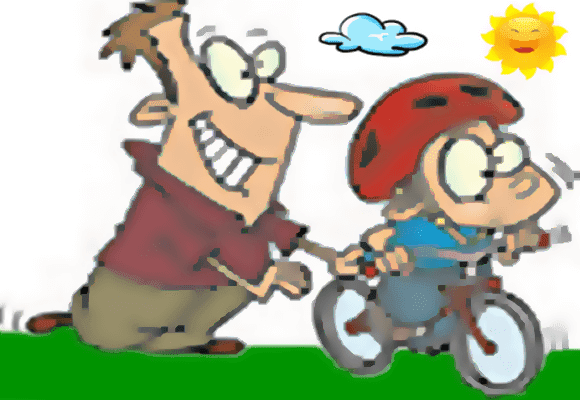 Bicicleta-aprendendo