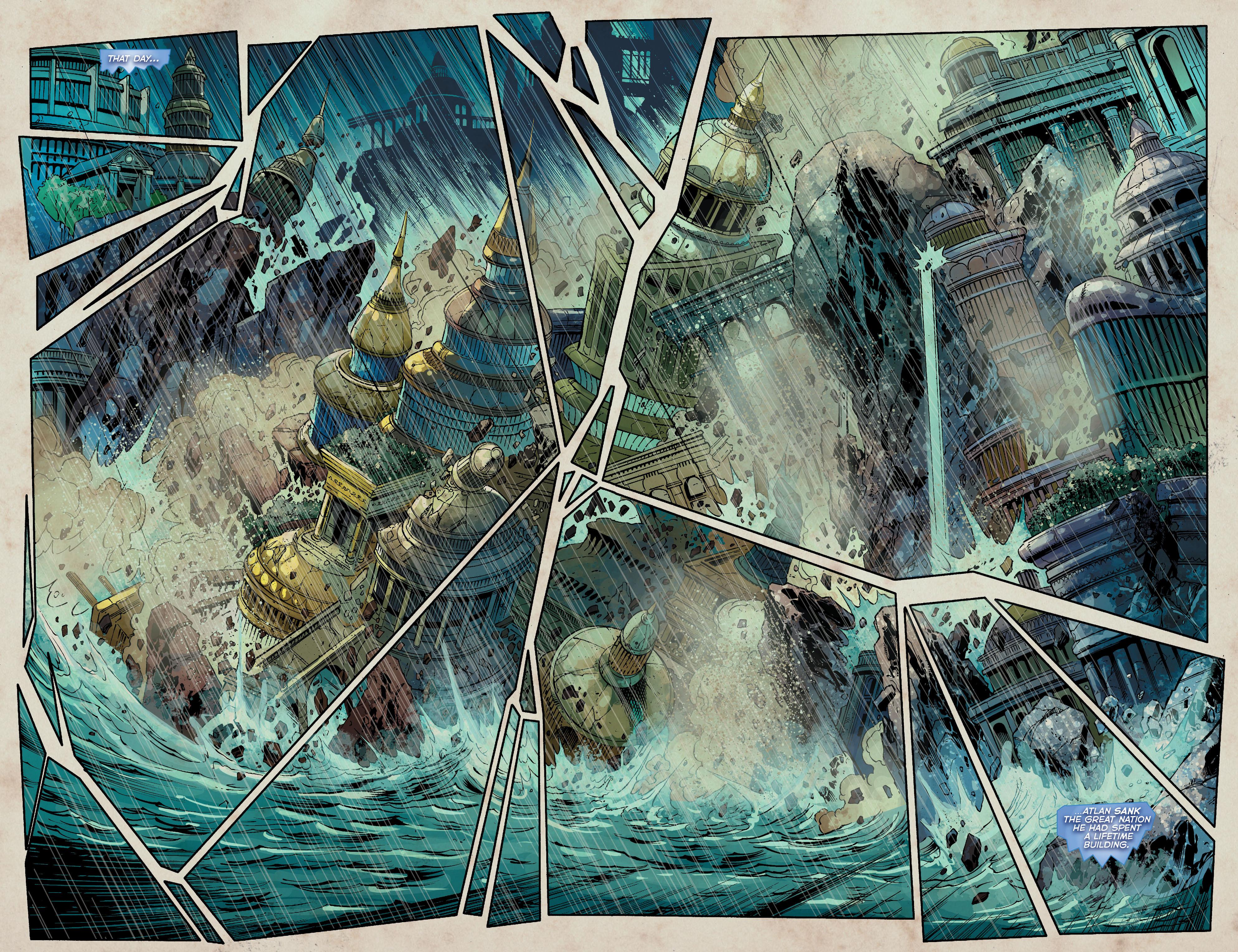Read online Aquaman (2011) comic -  Issue #24 - 16