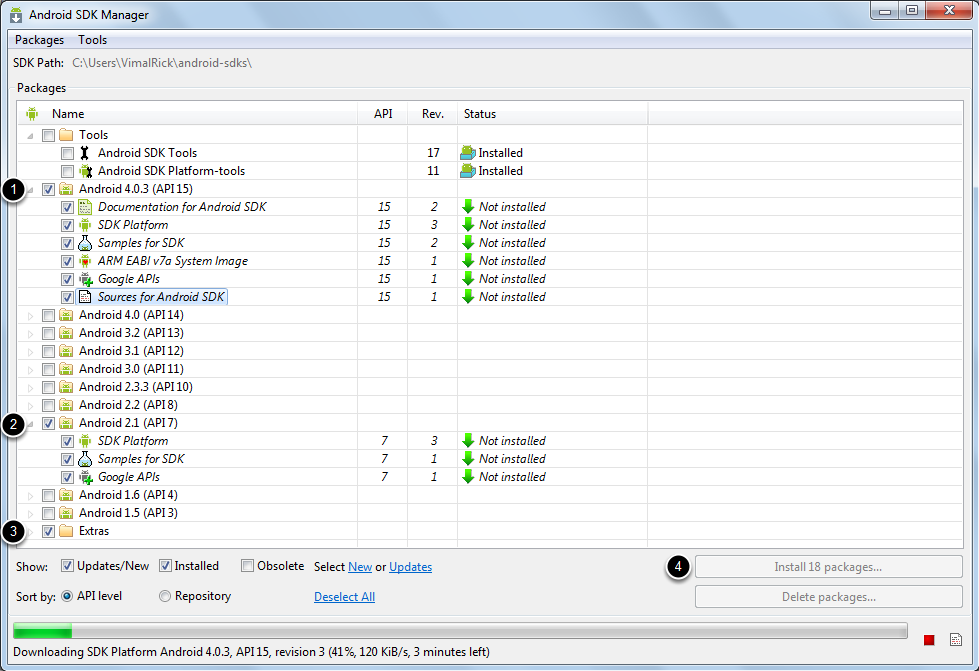 android sdk free download for windows xp 32 bit