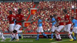 FIFA 14 Mod 18 Ockyry Apk + Obb Android