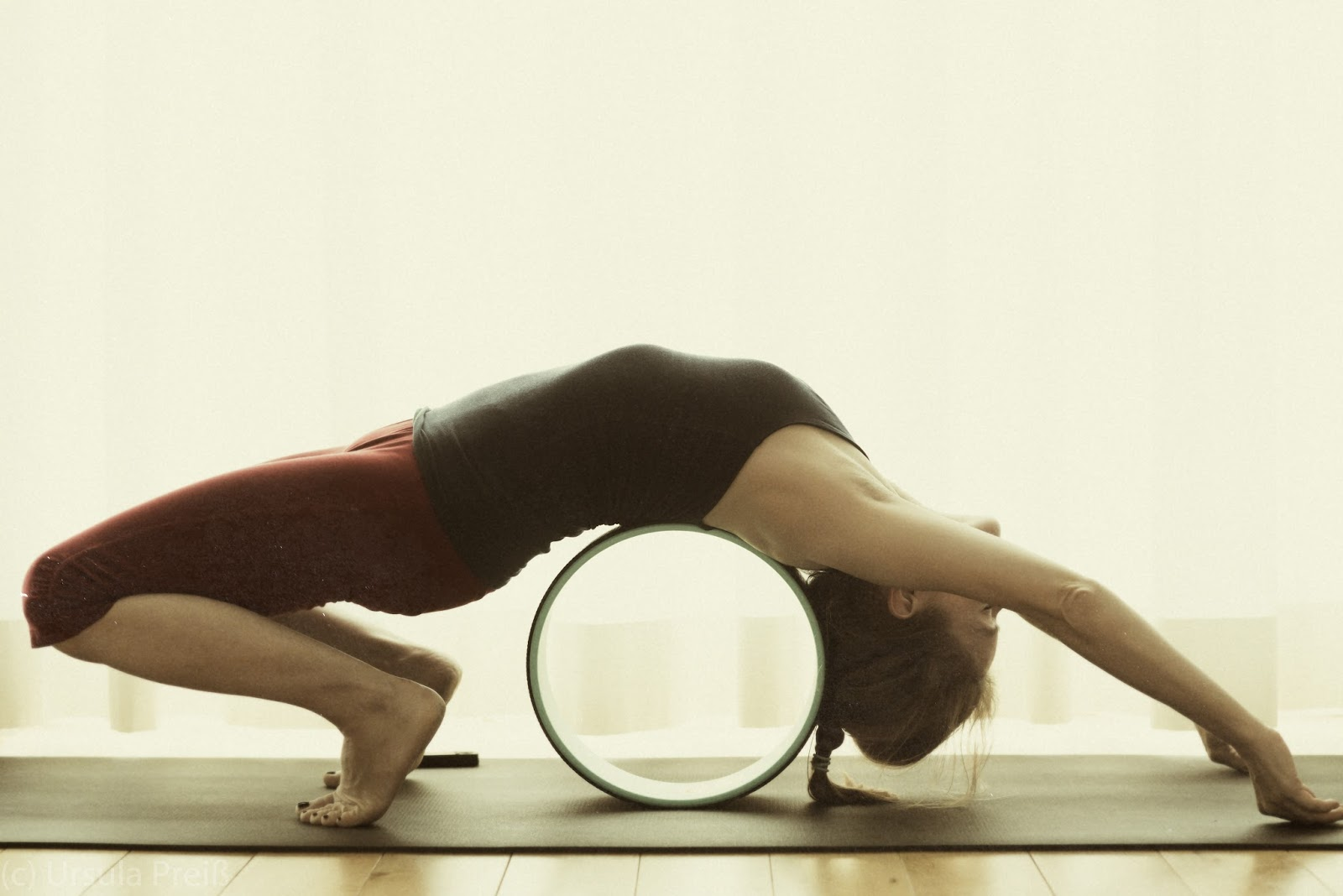 My Yoga Blog: Ashtanga yoga is not a strength training