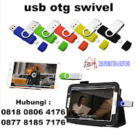 Flashdisk OTG Swifel – OTGPL01, OTG USB drive, usb OTG Swivel Promosi, USB Smartphone Swivel, USB On The Go (OTG), Twister OTG