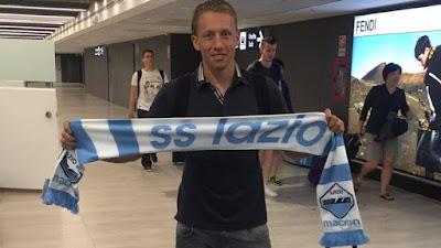 Lucas Leiva Putus Dengan Liverpol Dan Bergabung Bersama Lazio