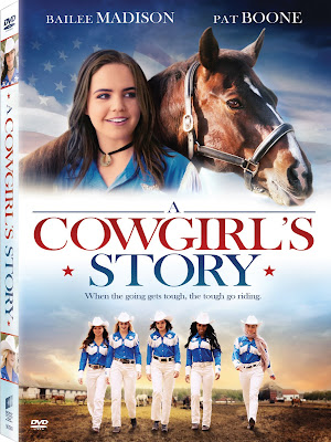 A Cowgirl's Story: Movie and DVD Release
