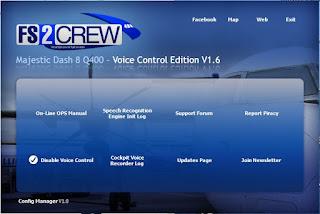 FS2CREW Majestic Software Dash8Q400 [FSX/P3D] - Ariel Creation