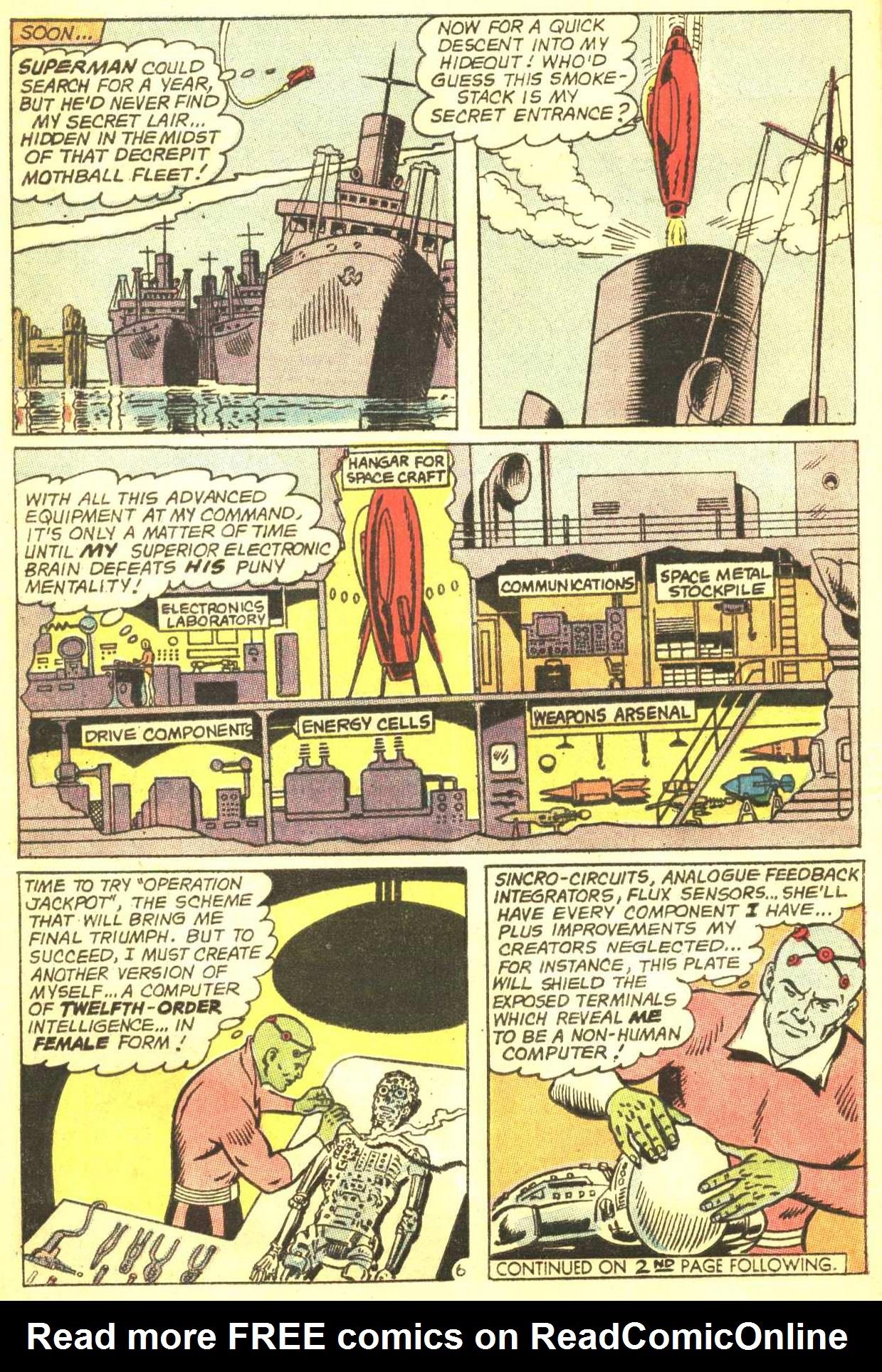 Read online World's Finest Comics comic -  Issue #164 - 8