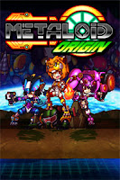 Metaloid : Origin game logo