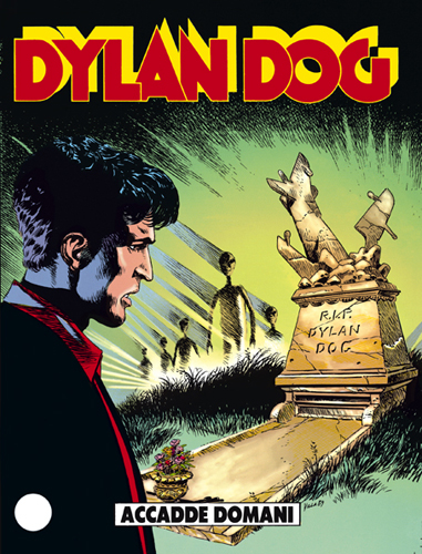 Dylan Dog (1986) 40 Page 1