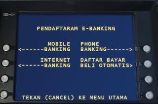 Gambar 3 Tutorial Daftar sms banking mandiri