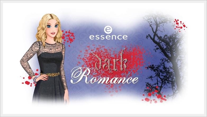 Essence - DARK ROMANCE ( edycja limitowana )